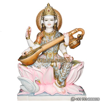 Exclusively Designed Saraswati Statues