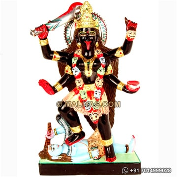 Kali Maa Murti from Black Marble