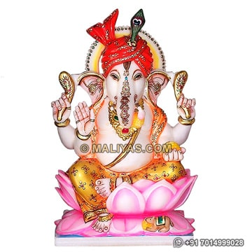 Masterpiece of Lord Ganesha Murti